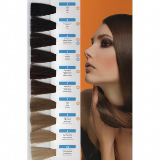 Tinte Hair Smart N 9 Rubio Clarísimo [1]