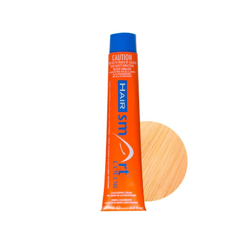 Tinte Hair Smart N 9.34 Rubio Clarisimo Oro Cobrizo