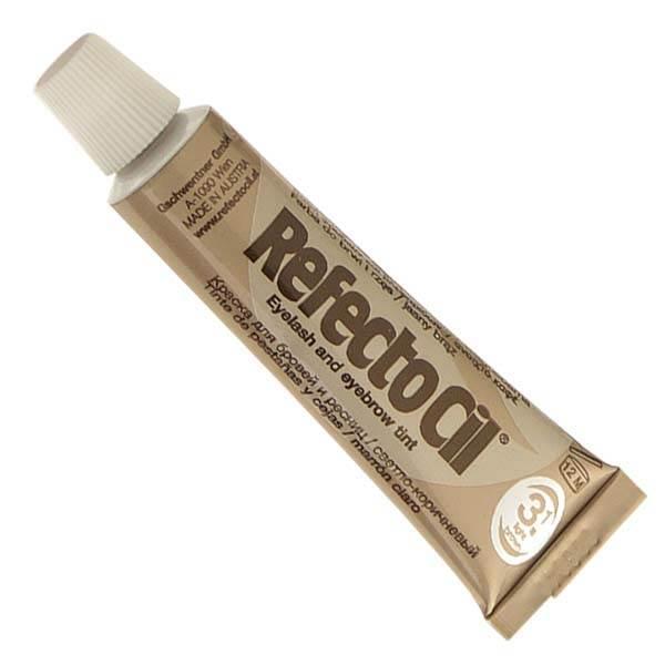 Tinte RefectoCil tono 3.1 Marrón claro