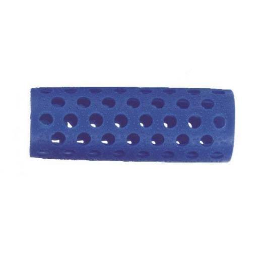 Bucle Plastico Azul Nº 2 (Ø 20 MM) -Bolsa 12 uds