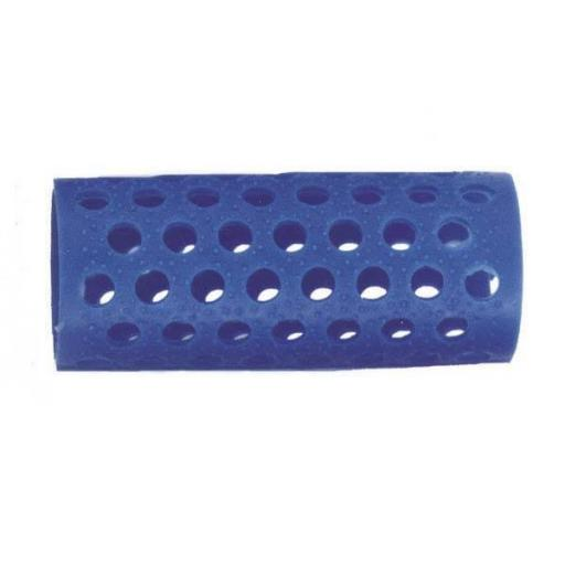 Bucle Plastico Azul Nº 3 (Ø 25 MM) -Bolsa 12 uds