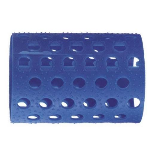 Bucle Plastico Azul Nº 6 (Ø 41 MM) -Bolsa 12 uds