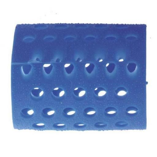 Bucle Plastico Azul Nº 7 (Ø 47 MM) -Bolsa 12 uds