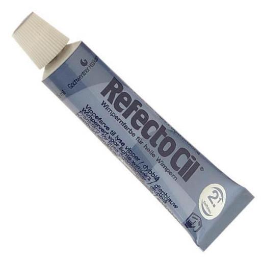 Tinte RefectoCil tono 2.1 Azul