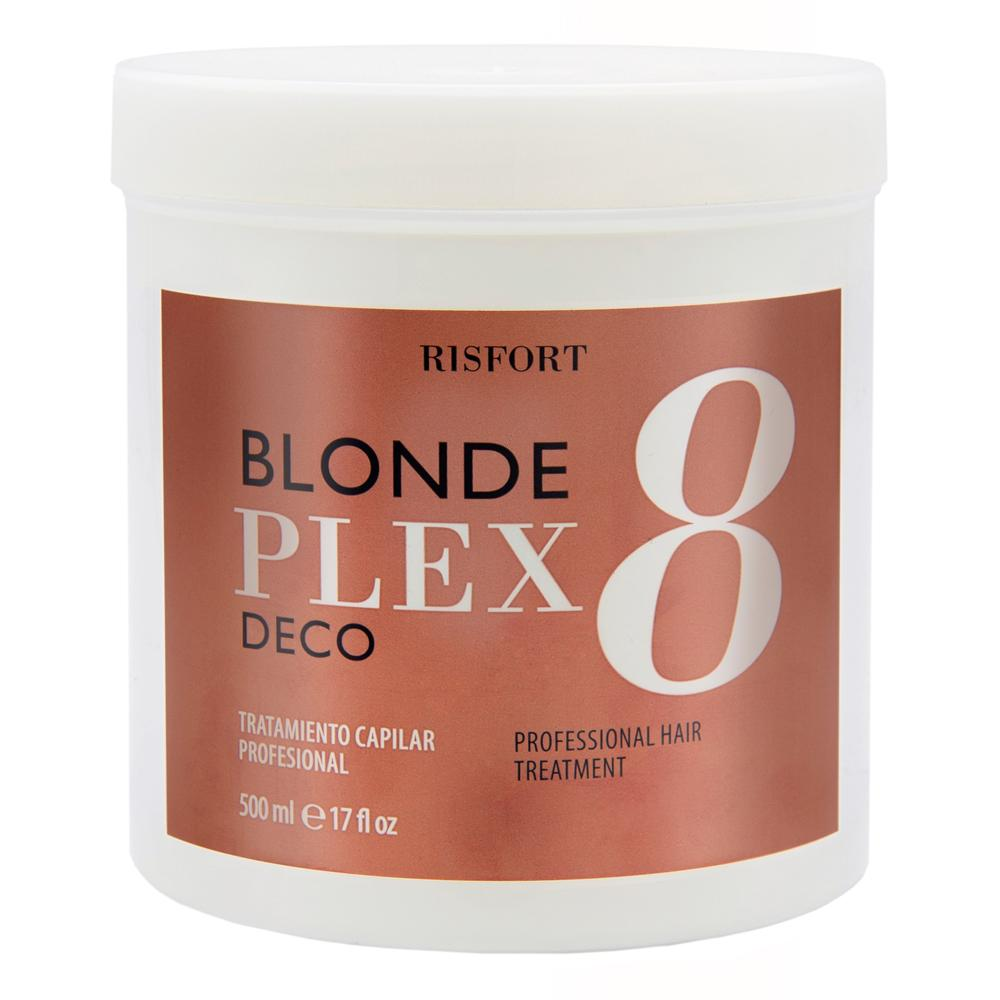 Polvo Decolorante BLONDE PLEX 500 gr