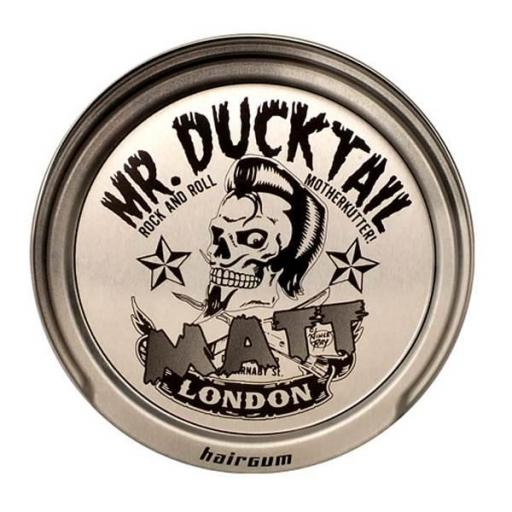Hairgum Cera Capilar Mr. Ducktail Matt  40 Gr