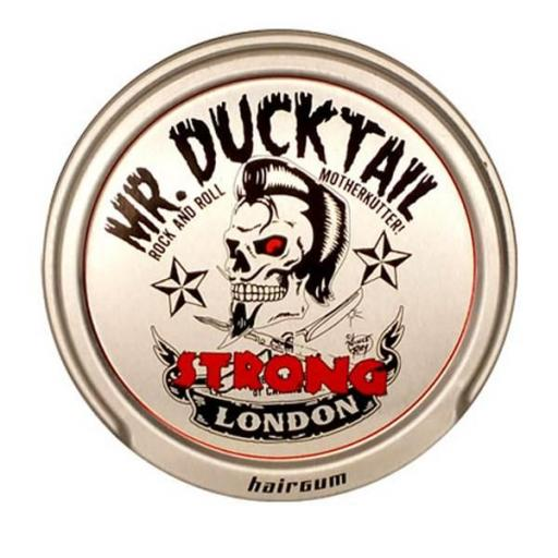 Hairgum Cera Capilar Mr. Ducktail Strong  40 Gr