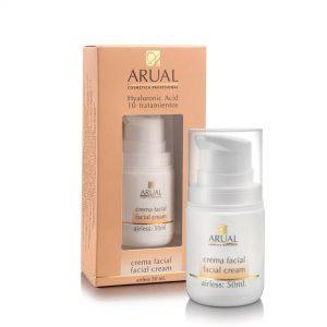 Arual Crema Facial 10 Tratamientos - 50 ml