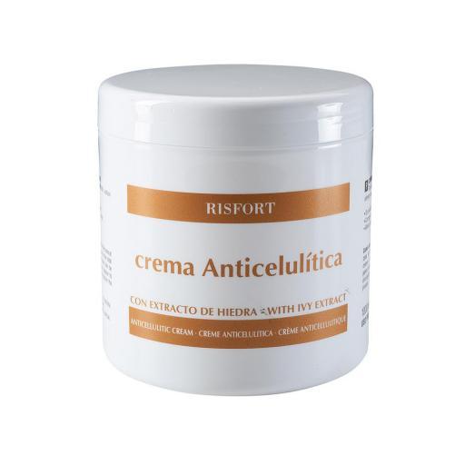 Crema Anticelulítica Risfort  1000 gr