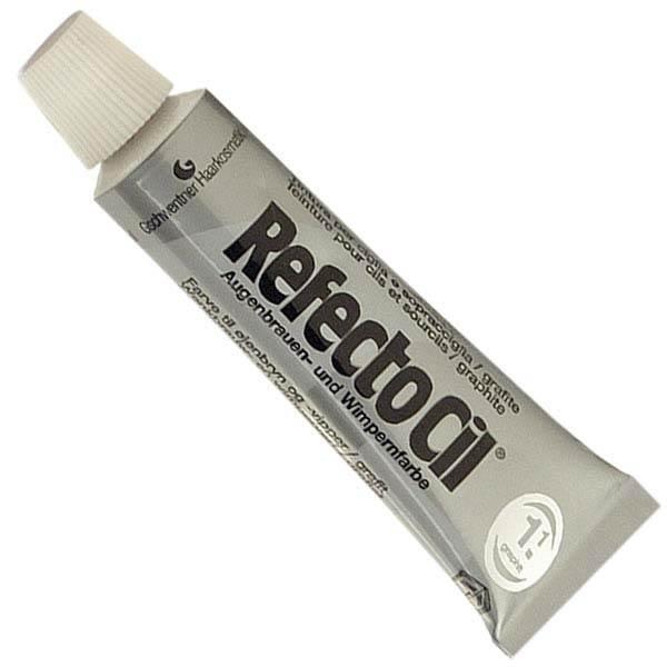 Tinte RefectoCil tono 1.1 Grafito