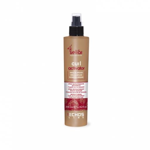 Spray Activador Rizos Echosline Seliar Curl 200ml