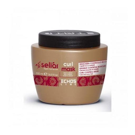 Mascarilla Echosline Seliar Curl 500ml