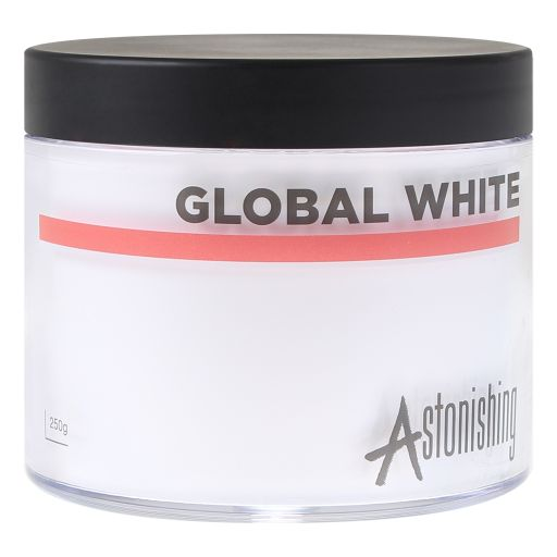 Polvos Acrylic Global White 25 gr Astonishing