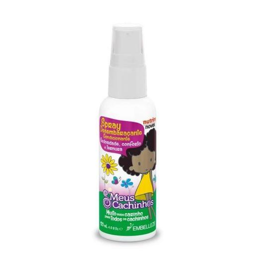 Novex Spray suavizante para rizos 120 ml