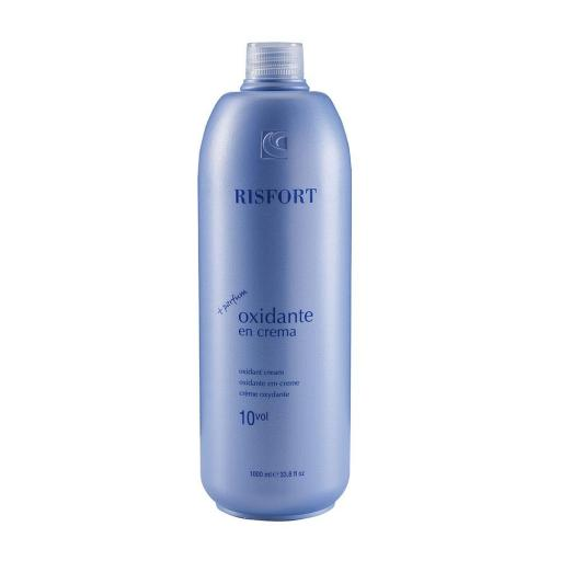 Oxidante en crema RISFORT 10 vol (3% ) 1000 ml