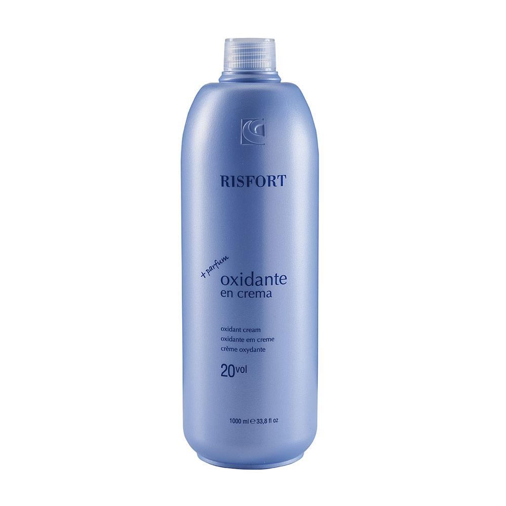 Oxidante en crema RISFORT 20 vol (6% ) 1000 ml