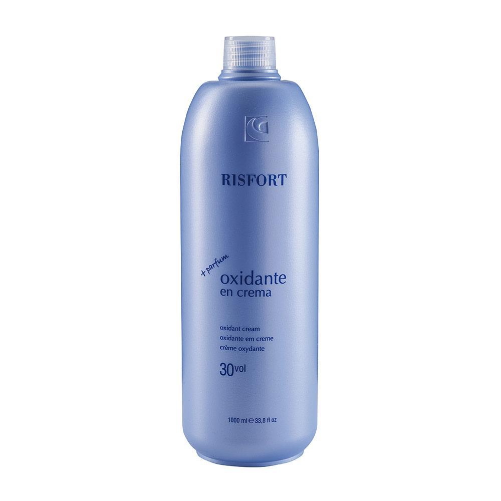 Oxidante en crema RISFORT 30 vol ( 9% ) 1000 ml