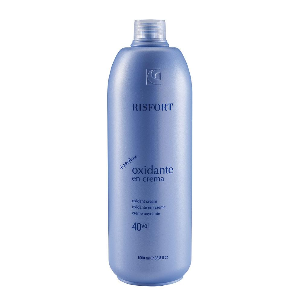 Oxidante en crema RISFORT 40 vol ( 12% ) 1000 ml