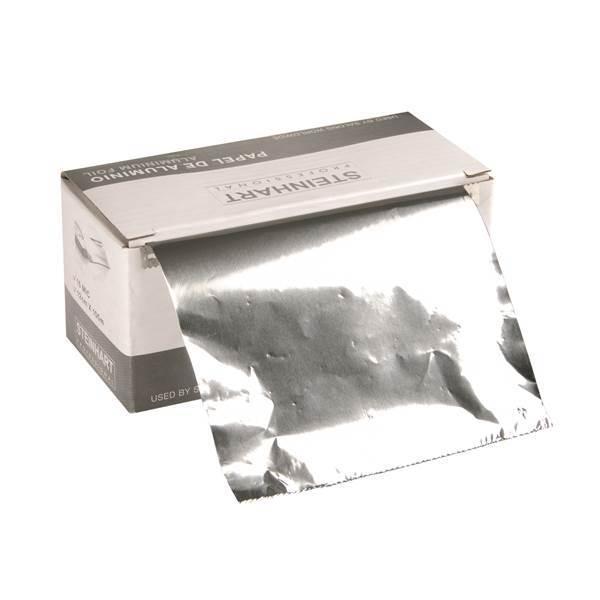 Papel Aluminio STEINHART 12cm x 100m