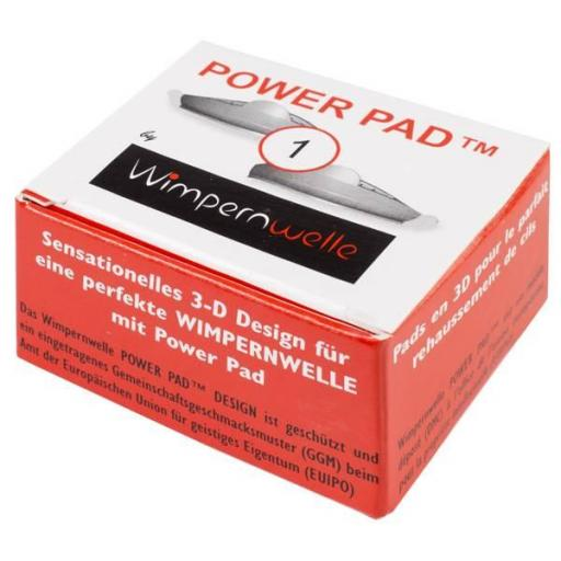 Wimpernwelle Power Pad Nº1 - 4 Pares