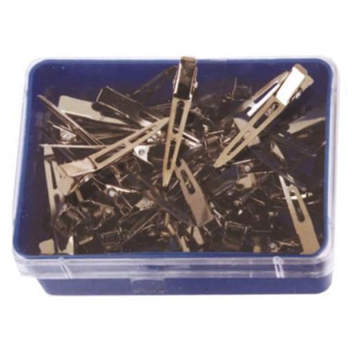 Pinza Acero 7001 Mediana - Caja 100 Unidades