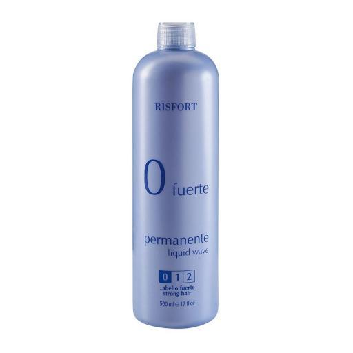 Líquido de permanente Risfort Nº0 Fuerte 500 ml