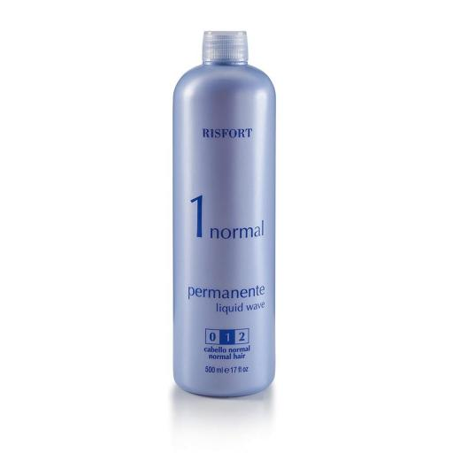 Líquido de permanente Risfort Nº1 Normal  500 ml