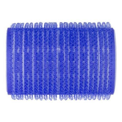 Rulo Velcro Standard 41 Ø Azul - 12 uds