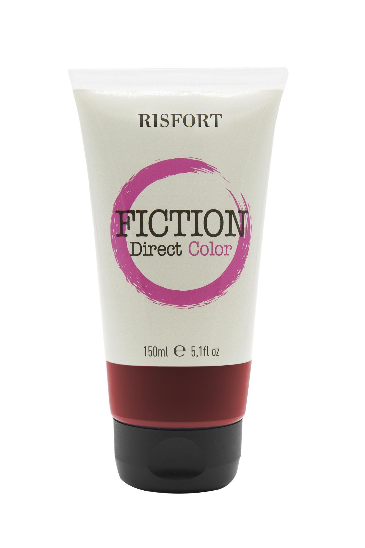 Fiction Coloración Directa  Rojo 150ml