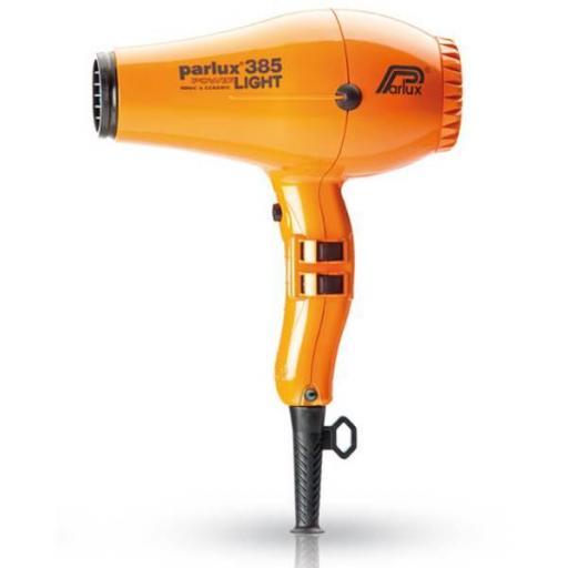 Secador Parlux 385 Light Naranja [0]