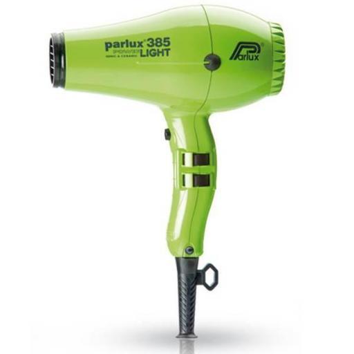 Secador Parlux 385 Light Verde [0]