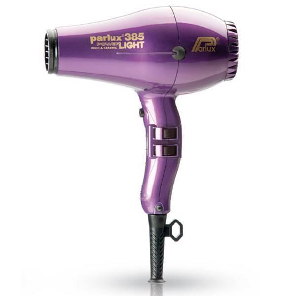 Secador Parlux 385 Light Violeta