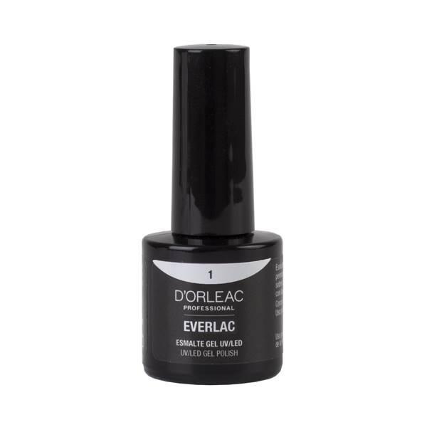 EVERLAC Esmalte Gel Nº1   9 ml