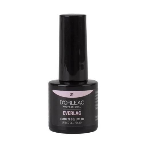 EVERLAC Esmalte Gel Nº31 Nude Marfil   9 ml