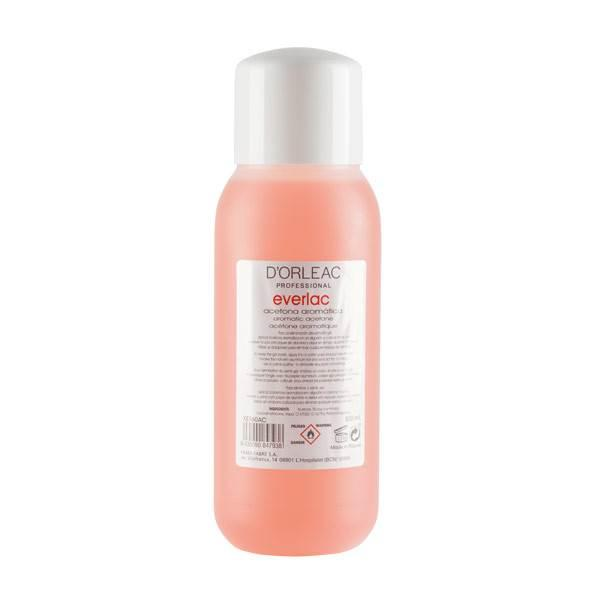 Acetona Aromatica EVERLAC 300 ml