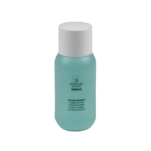 Solución Limpiadora EVERLAC 150 ml