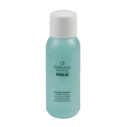 Solución Limpiadora EVERLAC 300 ml