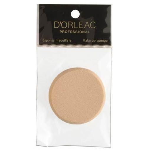 Esponja maquillaje Dorleac NB24 Redonda