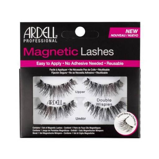 Ardell Pestañas Magneticas Dobles Wispies [0]