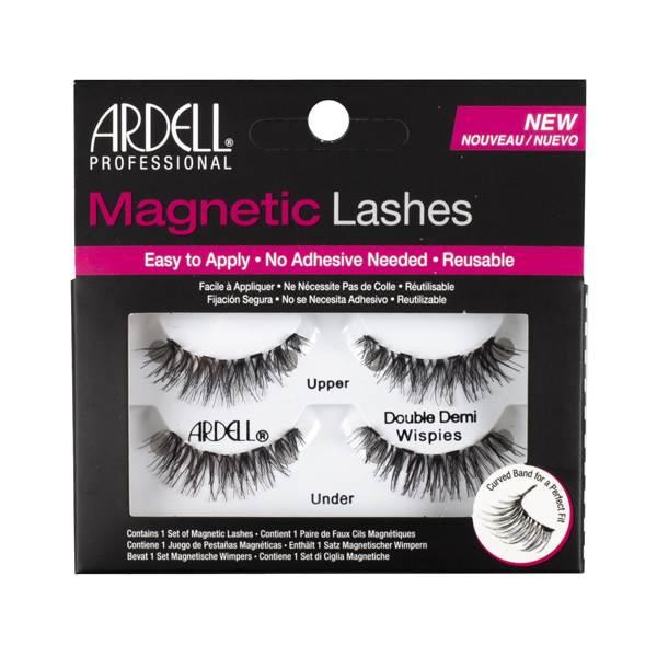Ardell Pestañas Magneticas Dobles Demi Wispies