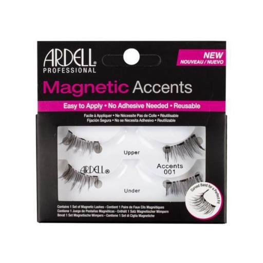 Ardell Pestañas Magneticas Accents 001