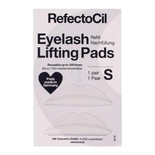 Eyelash Lifting Pads S Refectocil ( 1 par )