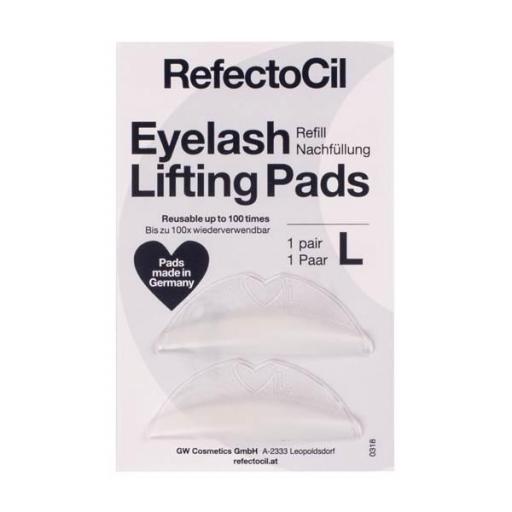 Eyelash Lifting Pads L Refectocil ( 1 par ) [0]