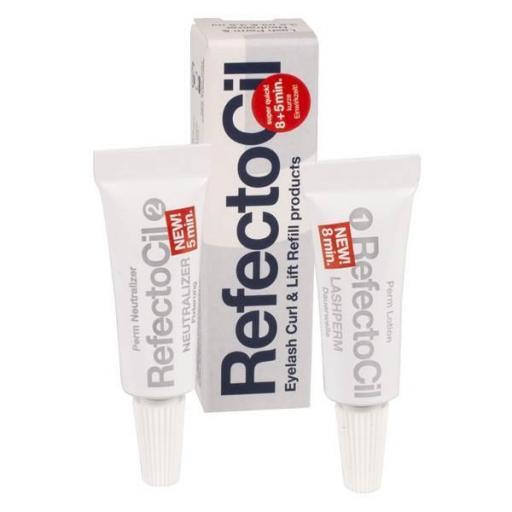 Permanente+Neutralizante RefectoCil ( 2 tubos 3.5ml )