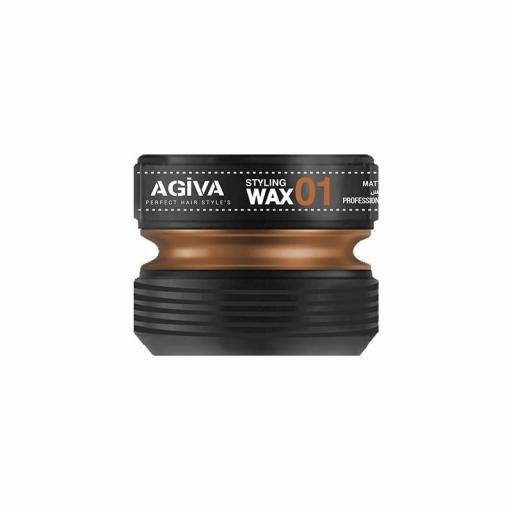 Agiva  Hair Wax 175 Ml 01