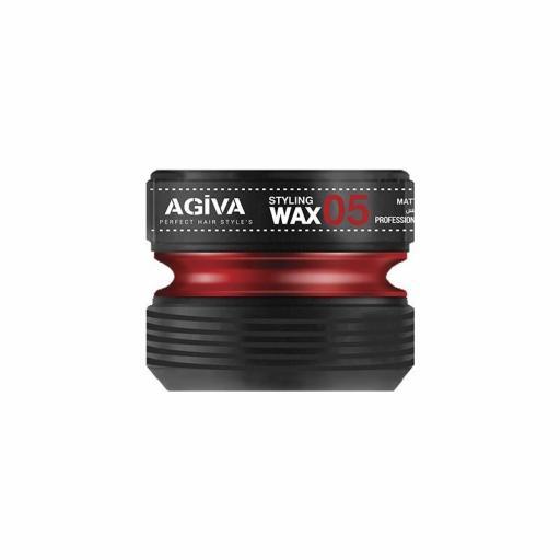 Agiva  Hair Wax 175 Ml 05