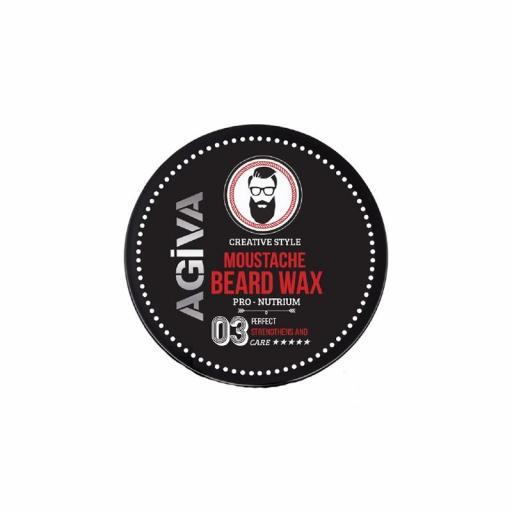 Agiva Beard Wax 35 Ml