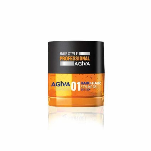 Agiva Hair Gel 200 Ml 01