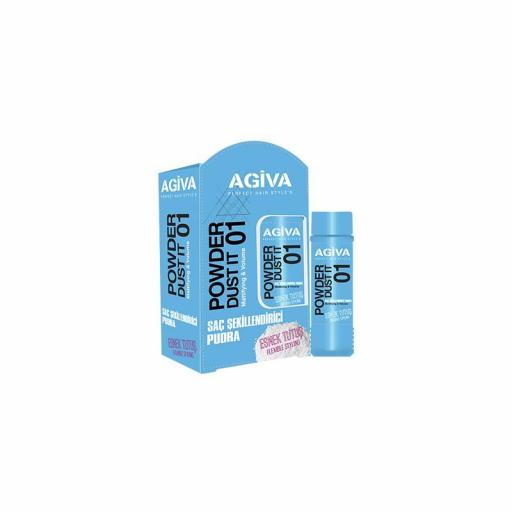 Agiva Hair Styling Powder Wax 01 20g