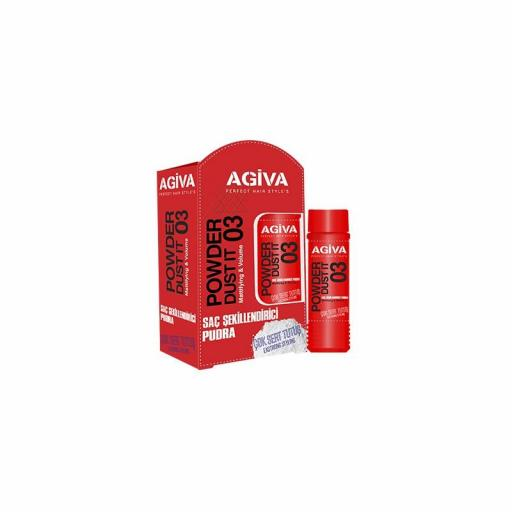 Agiva Hair Styling Powder Wax 03 20g